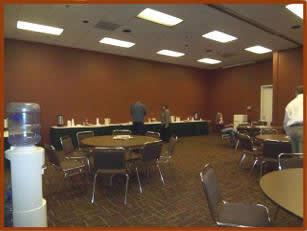Women's Council Hospitality Room