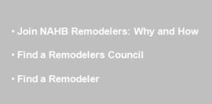 Remodelers